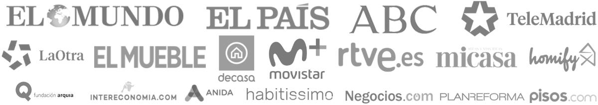 Apariciones en medios Arquitectos Madrid 2.0