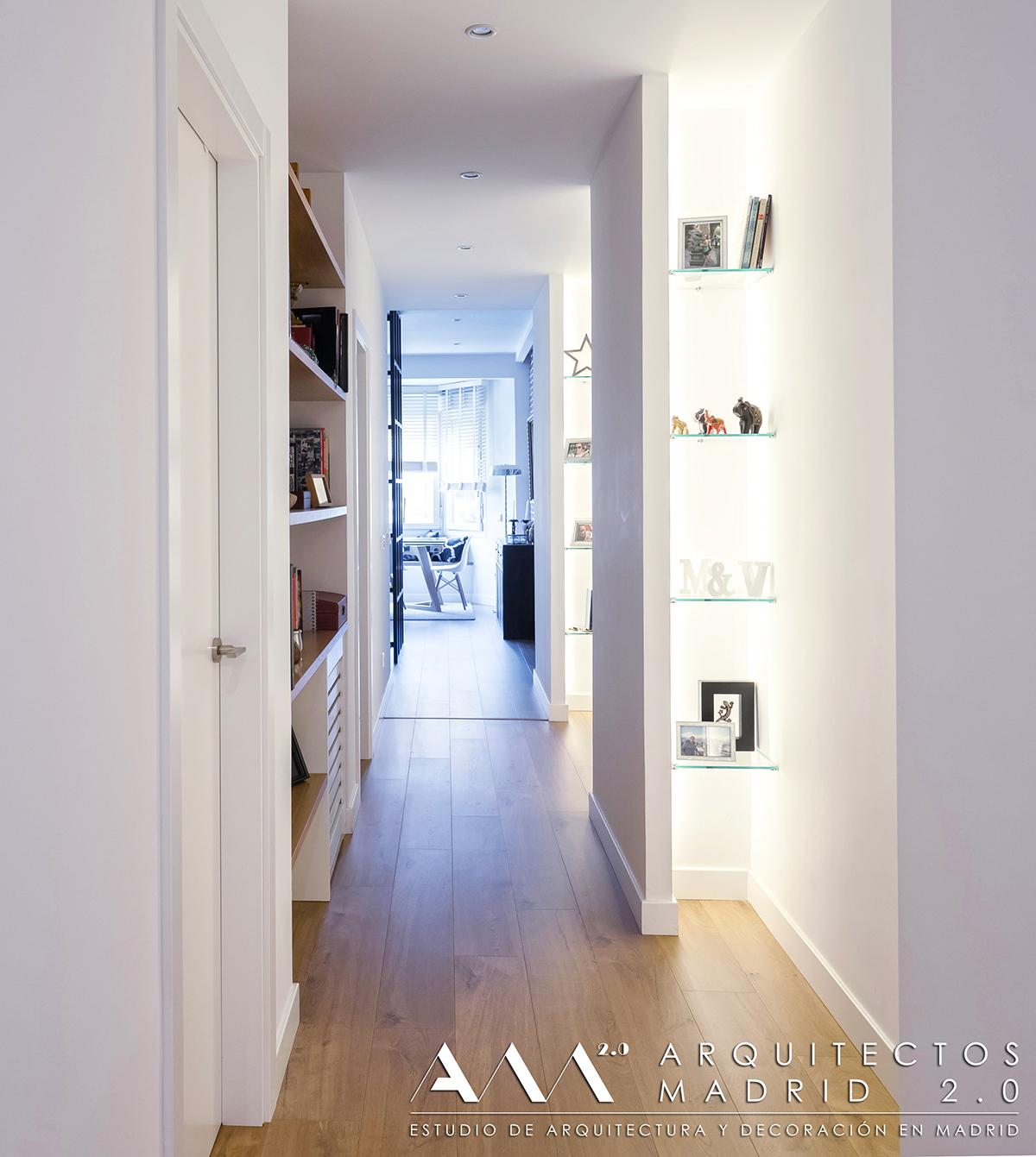 Proyectos Y Obras De Arquitectos Madrid 2 0 Ideas Viviendas Y