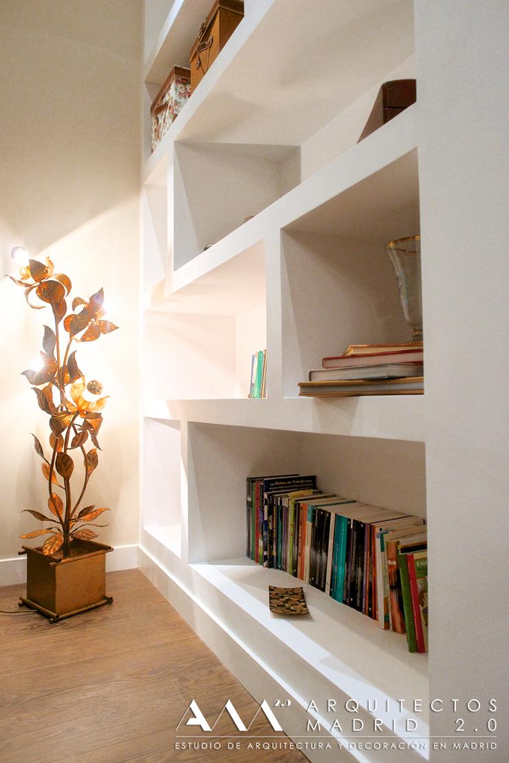 Proyectos de viviendas unifamiliares casas de dise o madrid - Trabajo arquitecto madrid ...