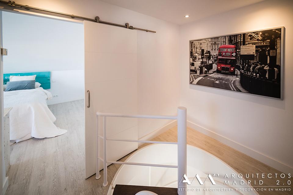 Reformas integrales madrid precio reforma integral piso for Convertir puerta normal en corredera