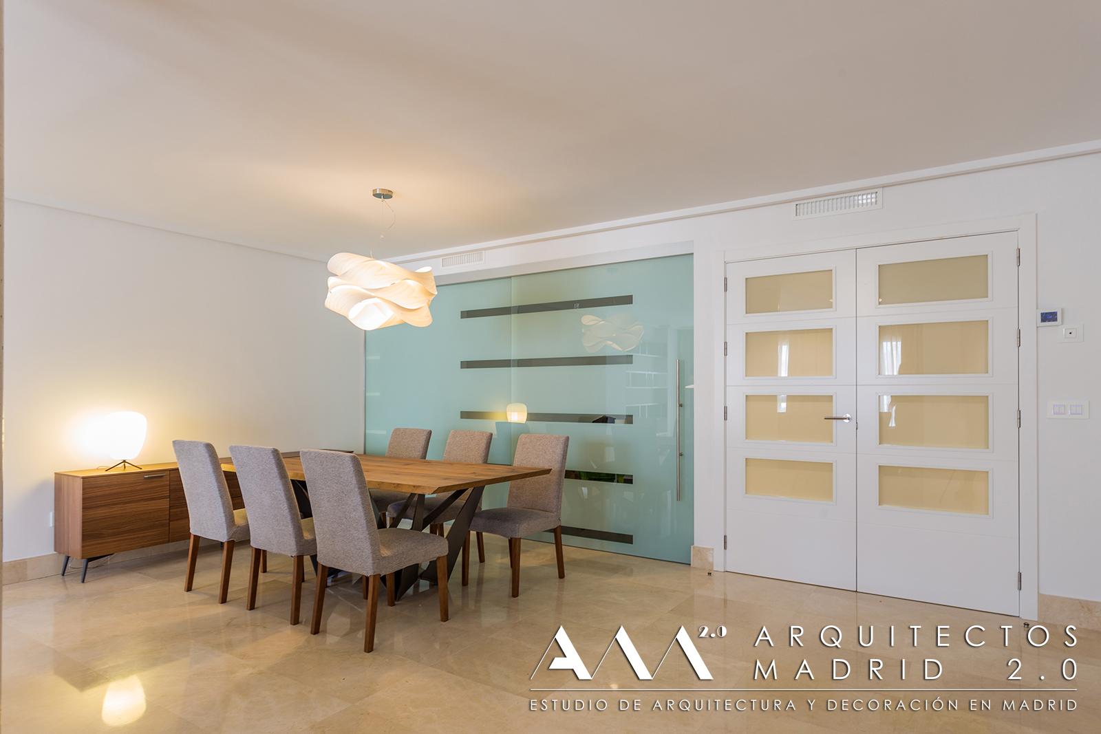 Iluminaci n en viviendas qu l mparas se llevan decoraci n - Arquitectos interioristas madrid ...