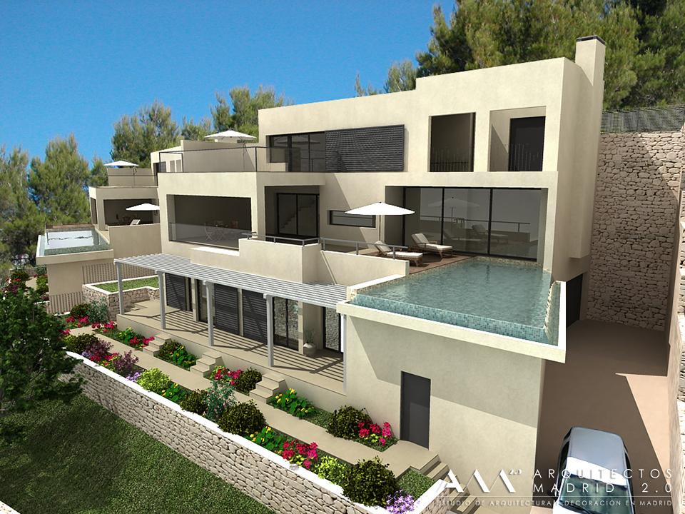 planos de casas por arquitectos