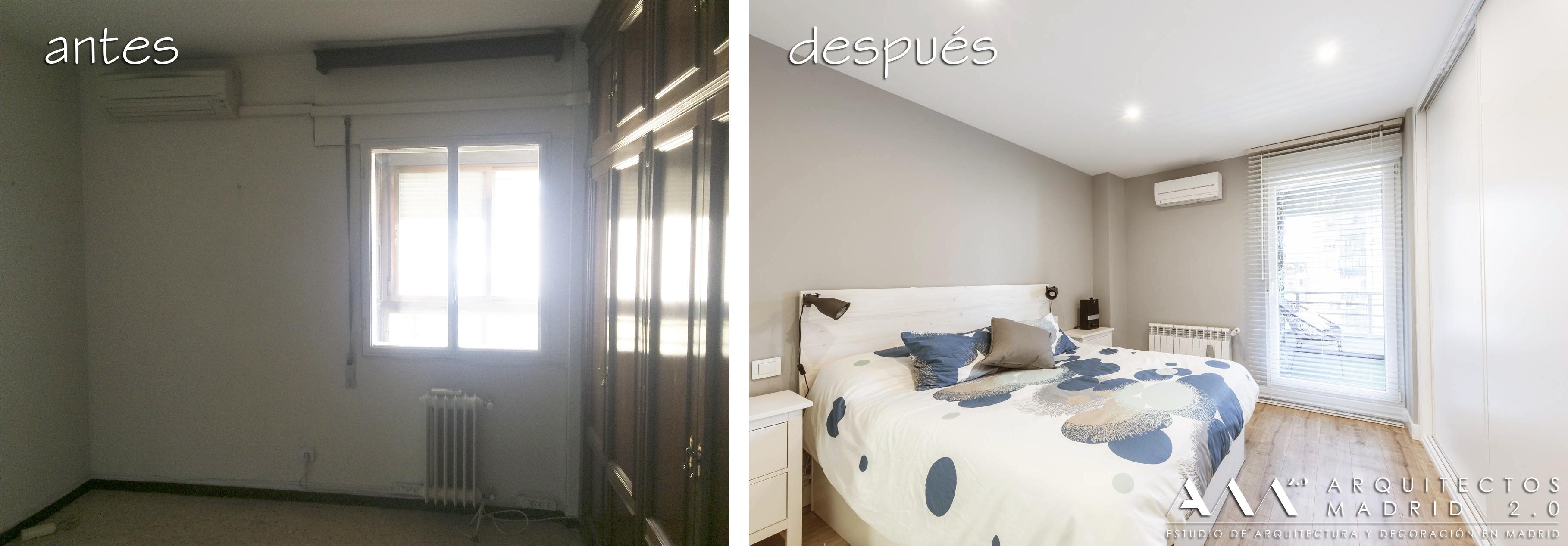 antes-despues-dormitorio-reforma-vivienda-housing-reform-architects-before-after-bedroom