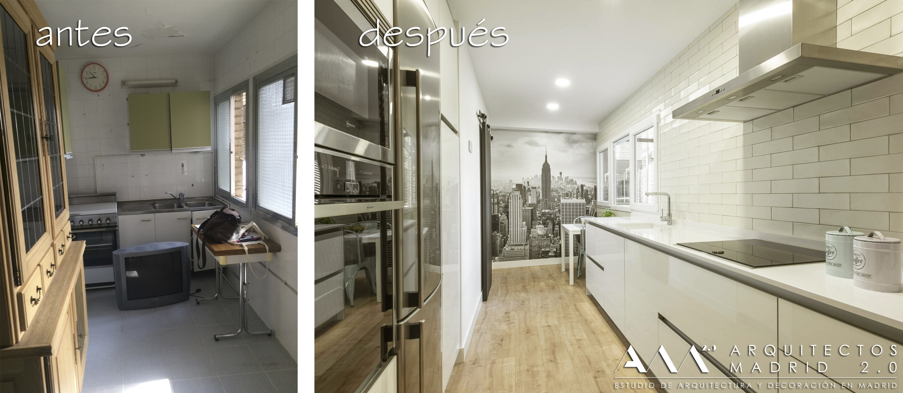 antes-despues-reforma-vivienda-housing-reform-architects-before-after-kitchen-cocina