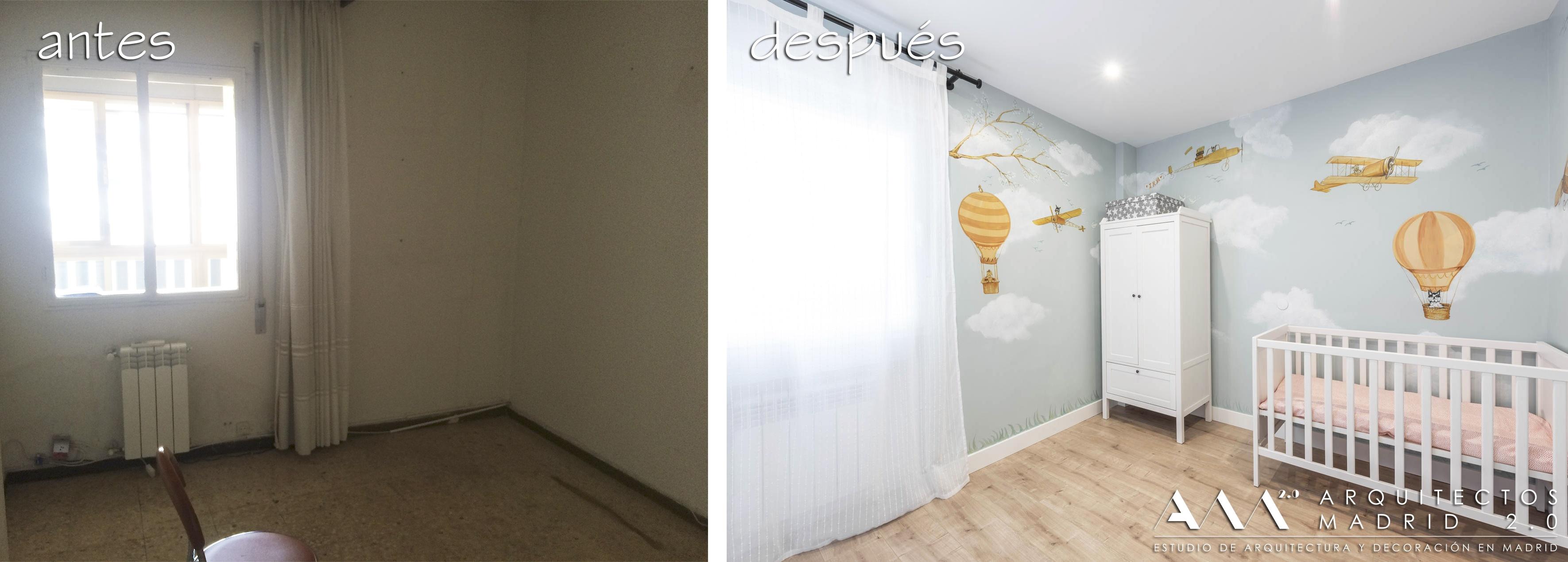 antes-despues-reforma-vivienda-housing-reform-architects-design-childs-bedroom