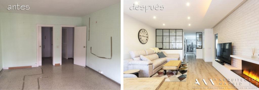 antes-despues-sala-reforma-vivienda-housing-reform-before-after-living-room-design