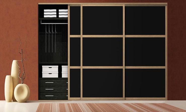 Tipos de armarios c mo elegir el armario para el dormitorio - Puertas de armario empotrado ...