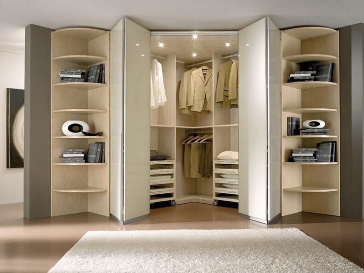 armario puertas plegables