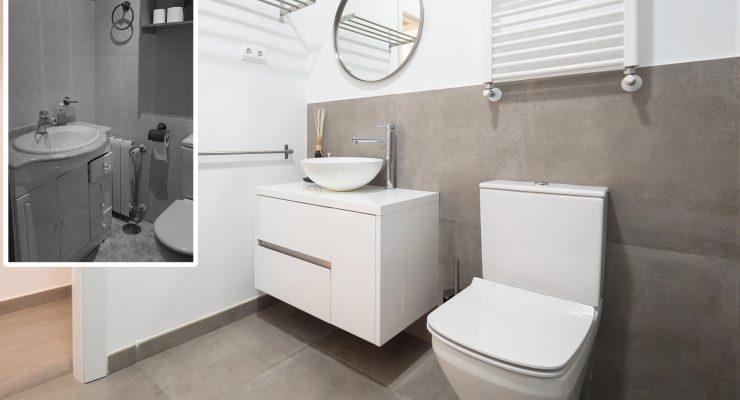 Reforma parcial de vivienda en el barrio de Malasaña de Madrid