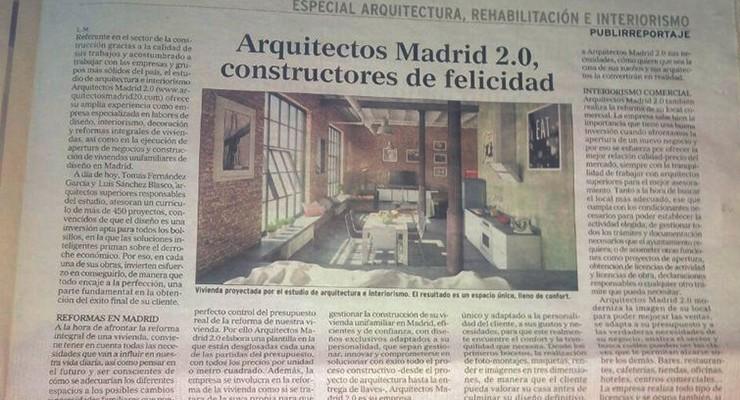 Especial Arquitectura, Rehabilitación e Interiorismo | EL MUNDO