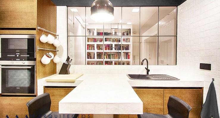 Reforma integral de vivienda en Madrid – Vivienda PYM