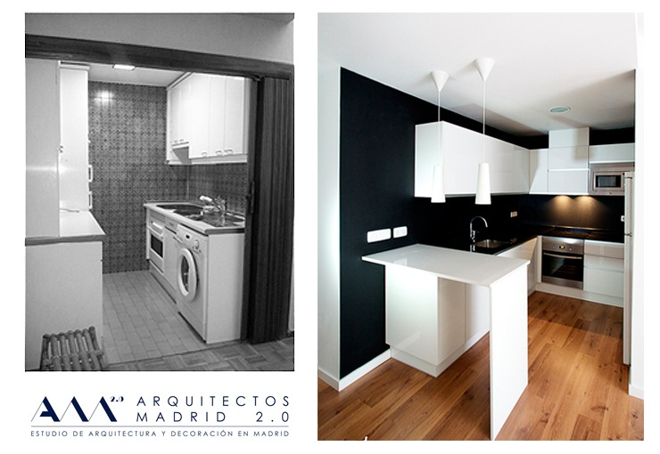Reforma low cost en madrid reformas integrales madrid for Cocinas low cost perillo