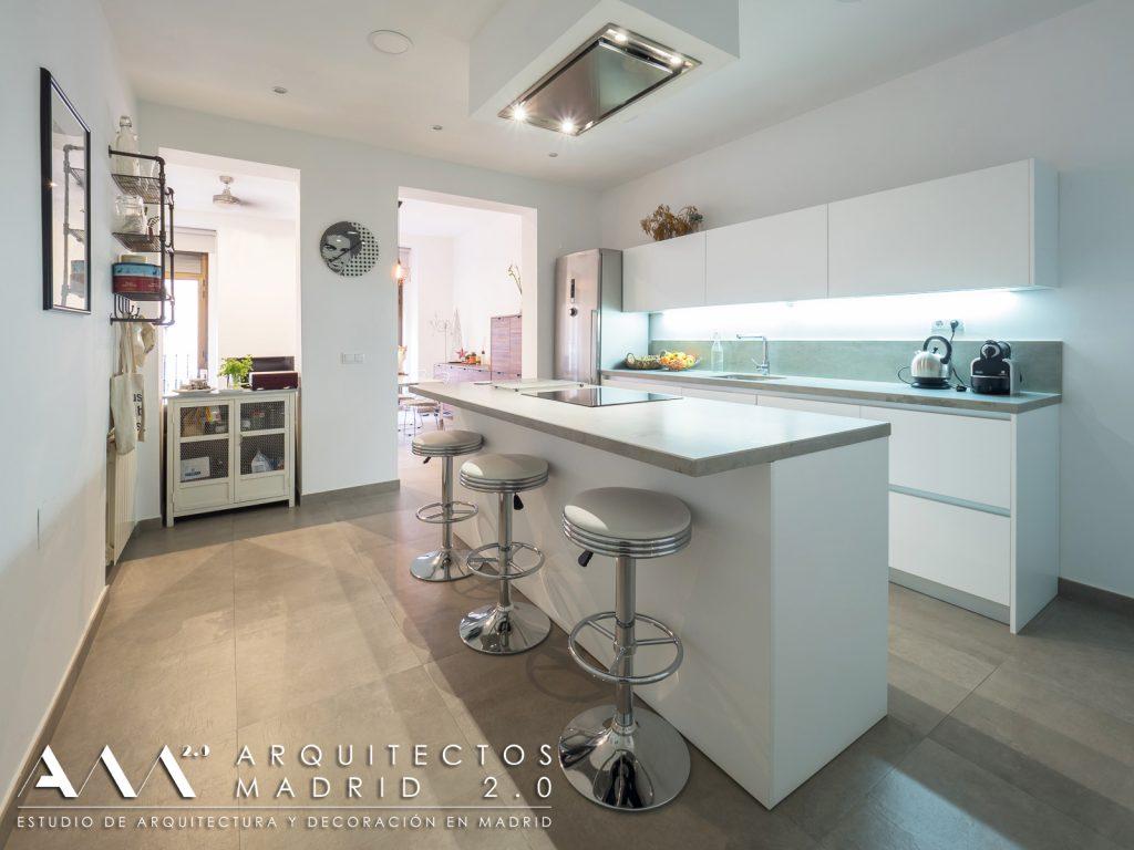 cocinas-abiertas-decoracion-viviendas-hogar