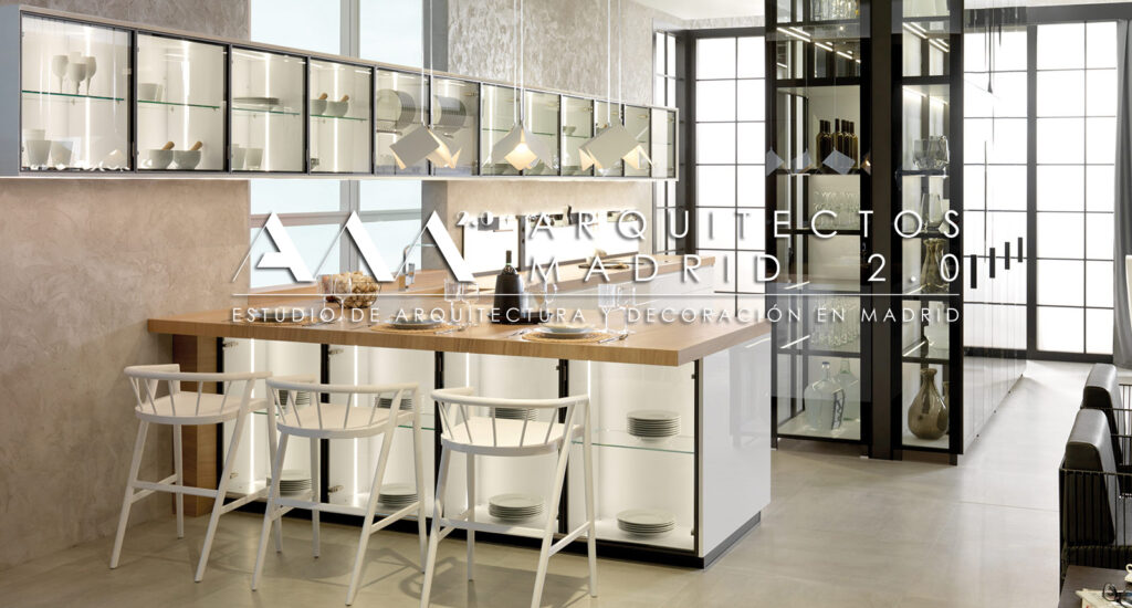 Cocinas Modernas Madrid.Reformas De Cocinas En Madrid Ideas Reformas Cocinas Modernas