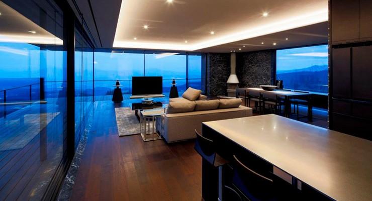Consejos prácticos para que los techos de tu vivienda parezcan más altos