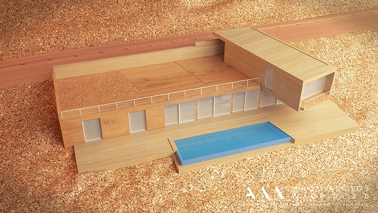 construccion-de-casa-unifamiliar-en-madrid-maqueta-arquitectos-madrid