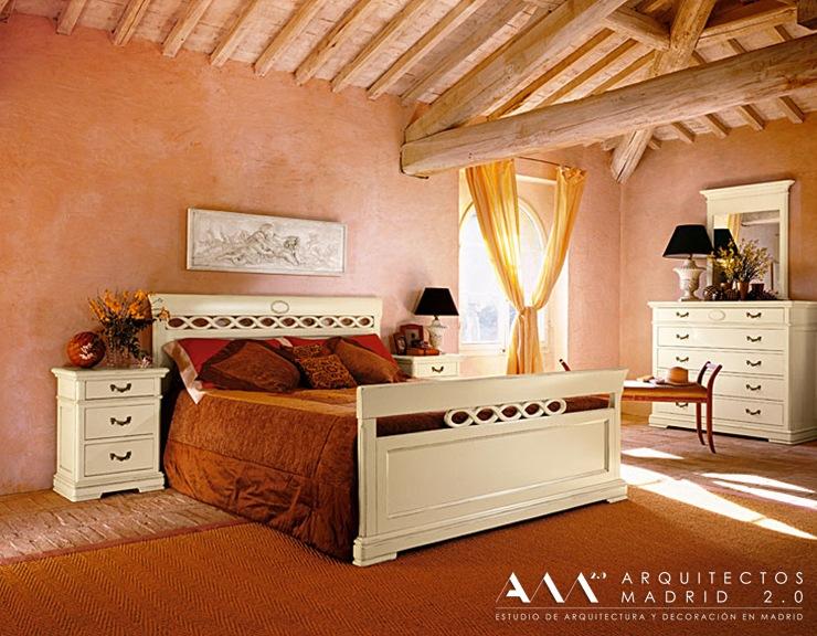 dormitorio en buhardilla - decoracion arquitectos de suenos