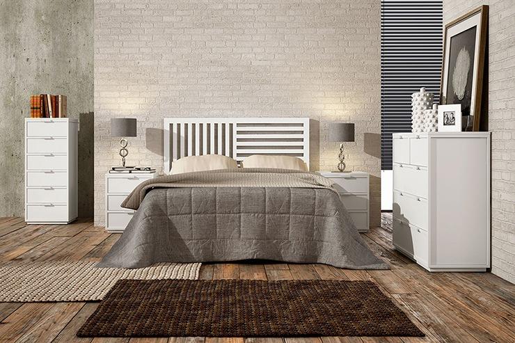dormitorio en sotano por arquitectos madrid