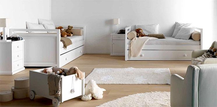 Dormitorios infantiles decoraci n dormitorio juvenil - Dormitorios infantiles dos camas ...