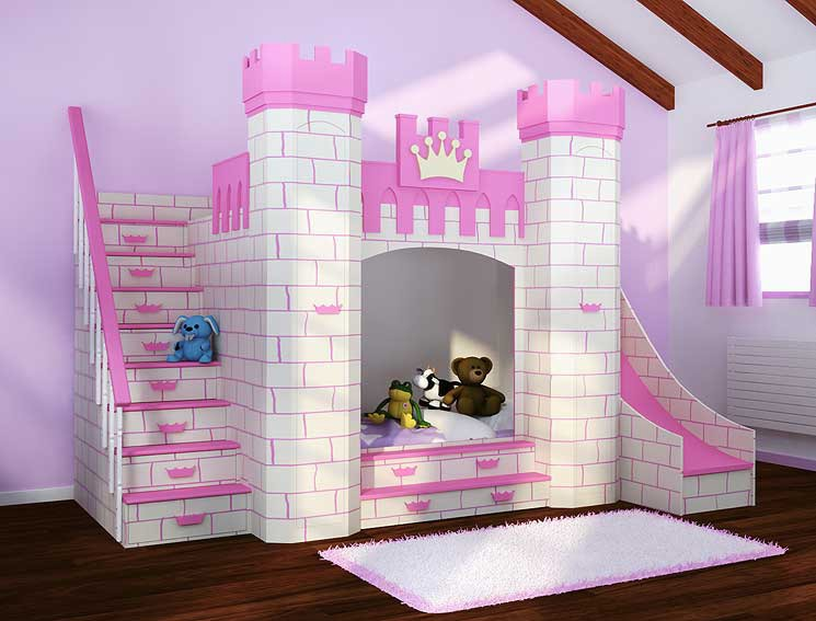 Dormitorios infantiles decoraci n dormitorio juvenil - Dormitorios infantiles para dos ...