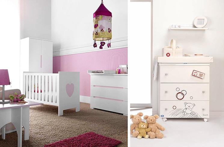 Dormitorios infantiles decoraci n dormitorio juvenil for Modelos de habitaciones infantiles
