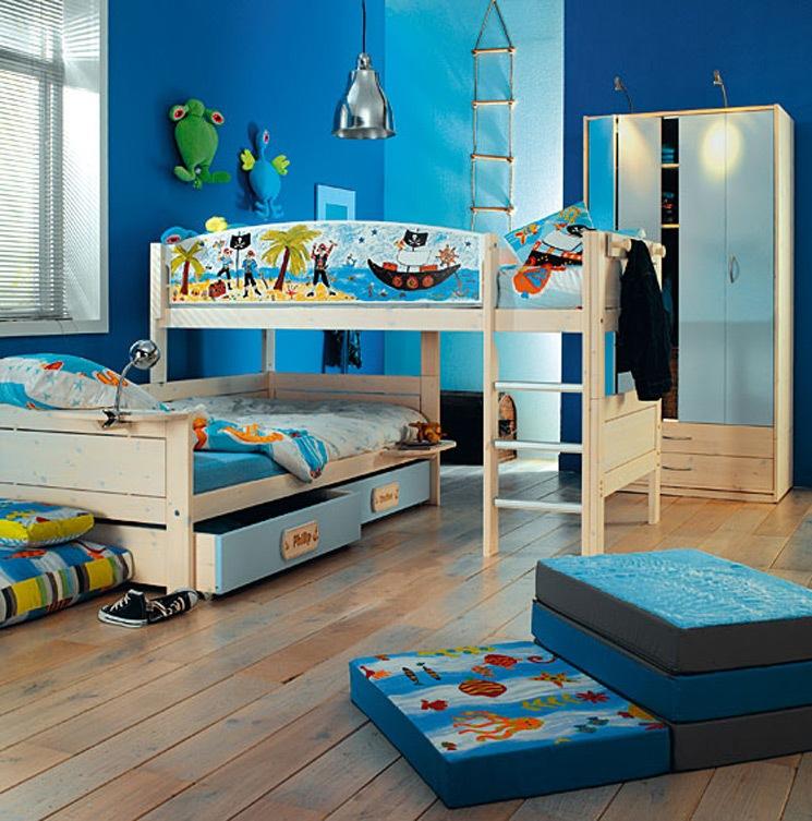 Dormitorios infantiles decoraci n dormitorio juvenil - Dormitorios infantiles decoracion ...
