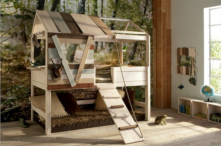 Dormitorios infantiles decoración | Dormitorio juvenil