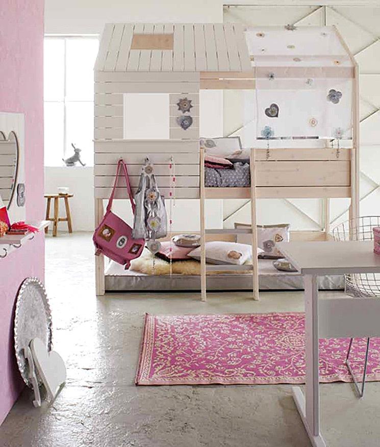 Dormitorios infantiles decoraci n dormitorio juvenil - Dormitorio infantil literas ...