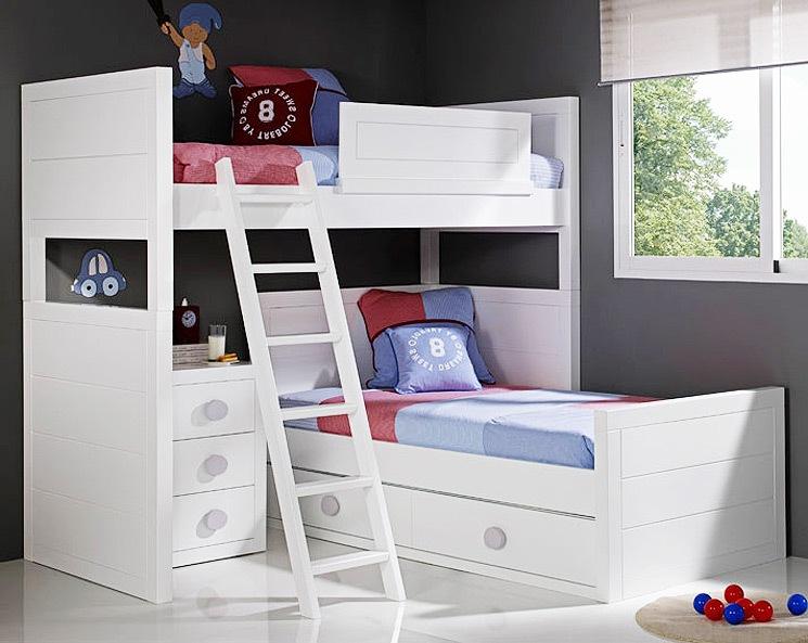 Literas de segunda mano madrid free cama ikea with - Dormitorios juveniles de segunda mano en madrid ...