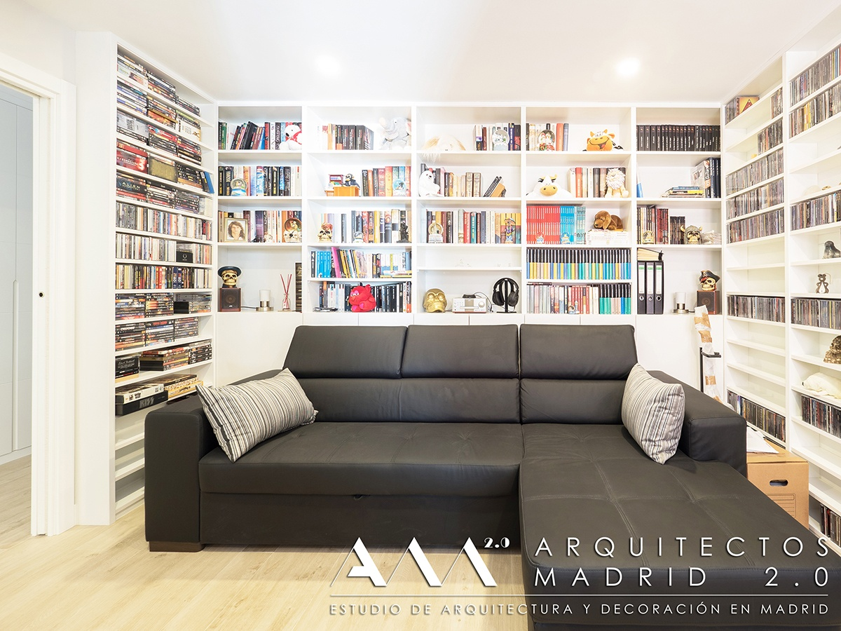 ideas-decoracion-despacho-libreria-estanteria-madera-blanca-reforma-casa-madrid-03