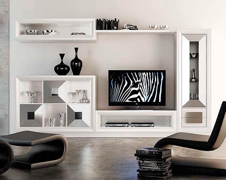 Ideas decoraci n hogar 20 ideas para decorar el sal n - Adornos para el salon de casa ...