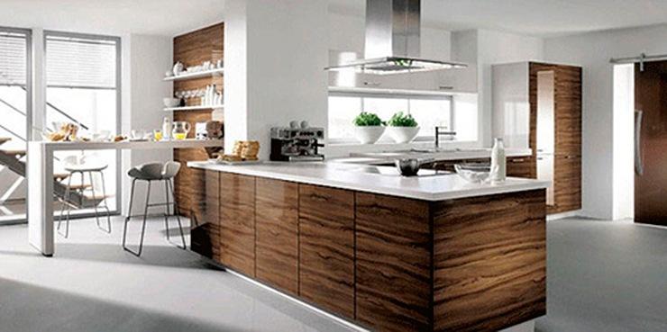 Ideas cocinas pequeñas   cocinas modernas minimalistas