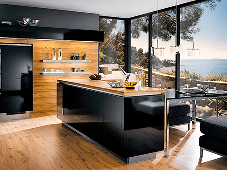 Ideas Cocinas pequeñas - Cocinas modernas minimalistas