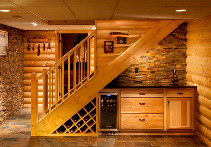 Ideas escaleras interiores de casas escaleras modernas for Escalera de cocina