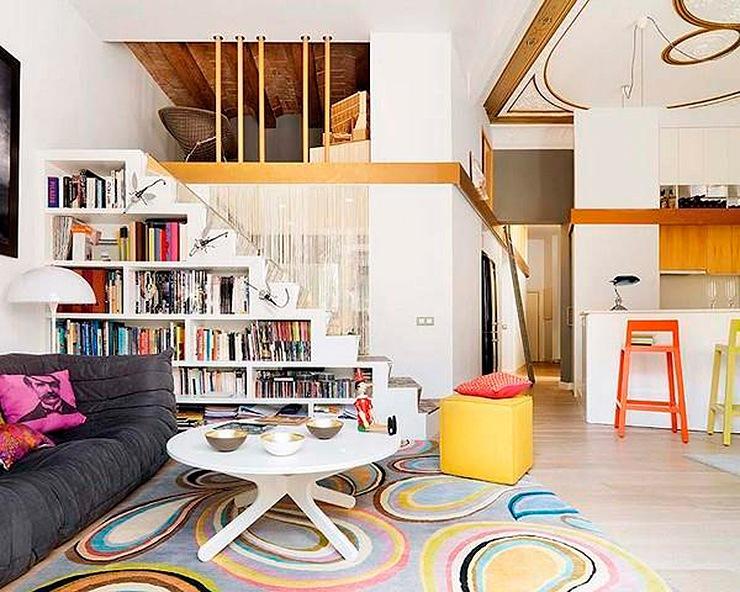 Ideas escaleras interiores de casas escaleras modernas for Booking barcelona oficinas
