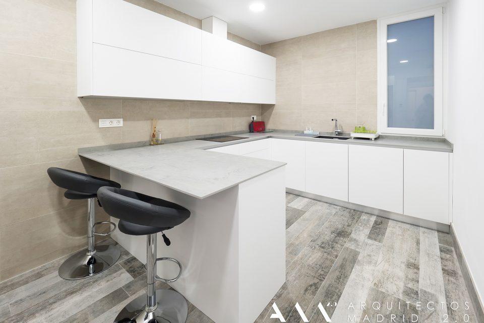 reformas integrales pisos casas cocinas madrid