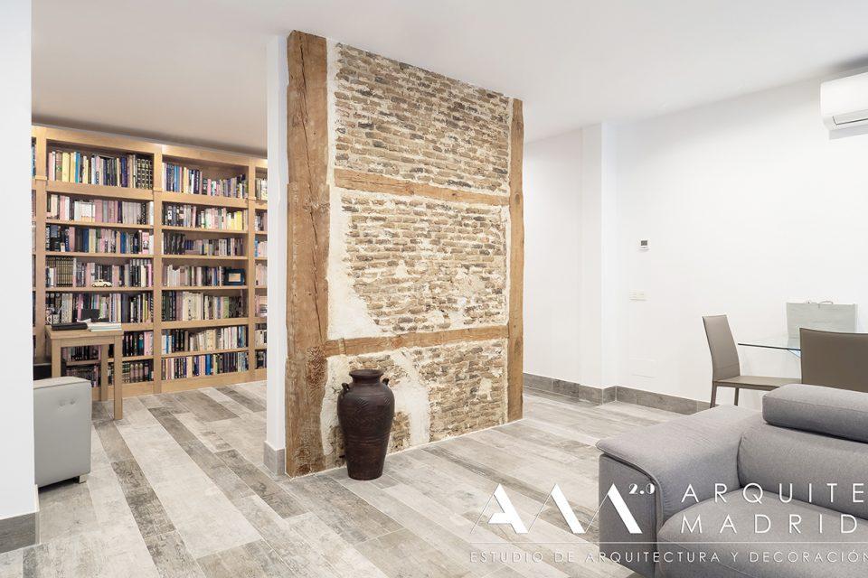 rehabilitacion viviendas en madrid