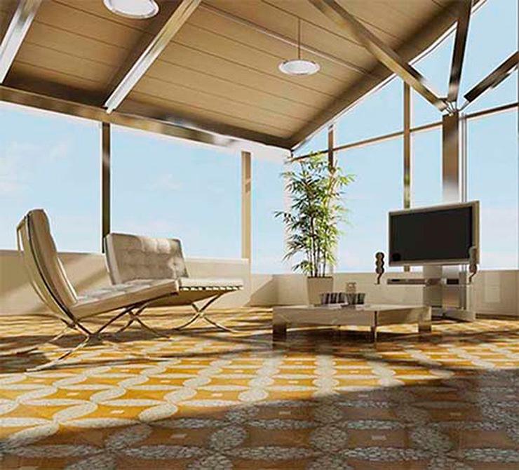 Ideas decoraci n 30 ideas para el suelo de nuestra casa for Decoracion de viviendas