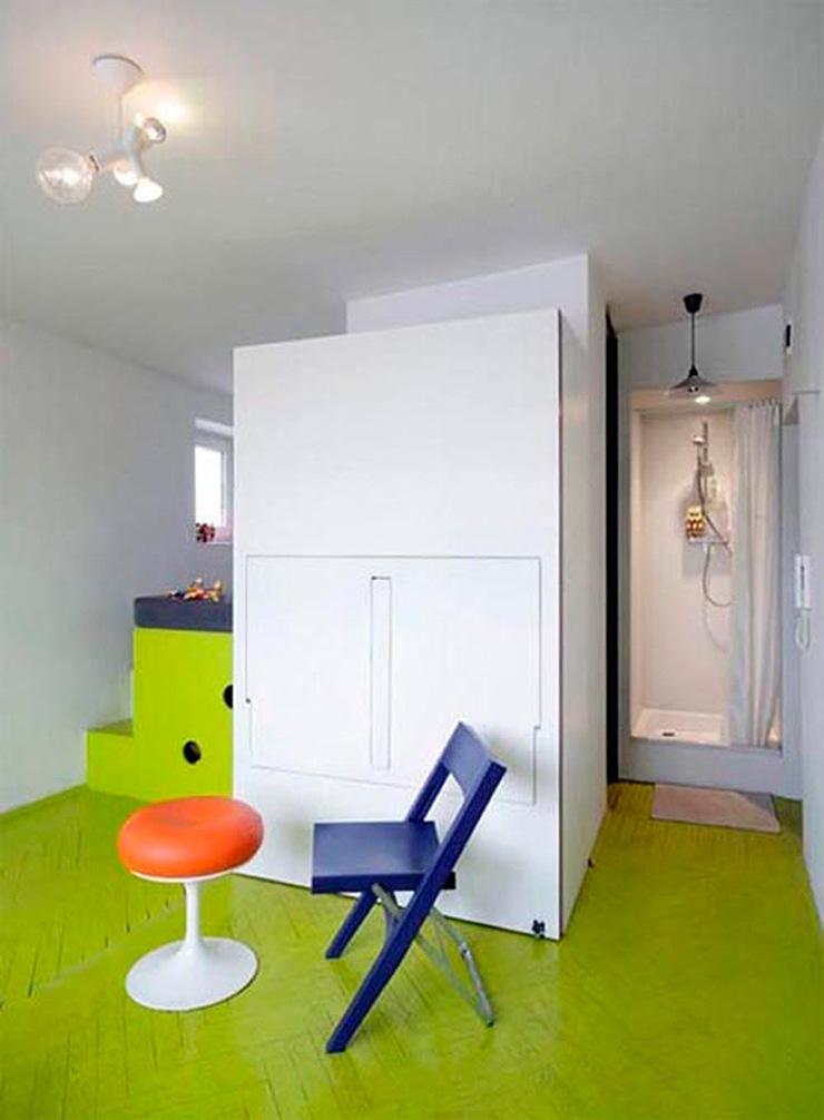 ideas-suelos-viviendas-26-madera-pintada-color