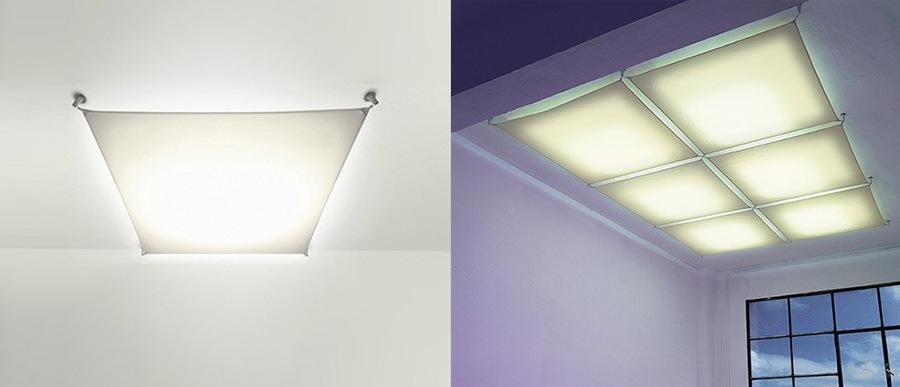 Lampara techo diseo diseo moderno para saln iluminacin de for Lamparas techo diseno