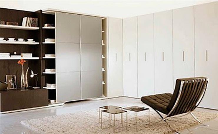 muebles convertibles  el mobiliario que puede transformar