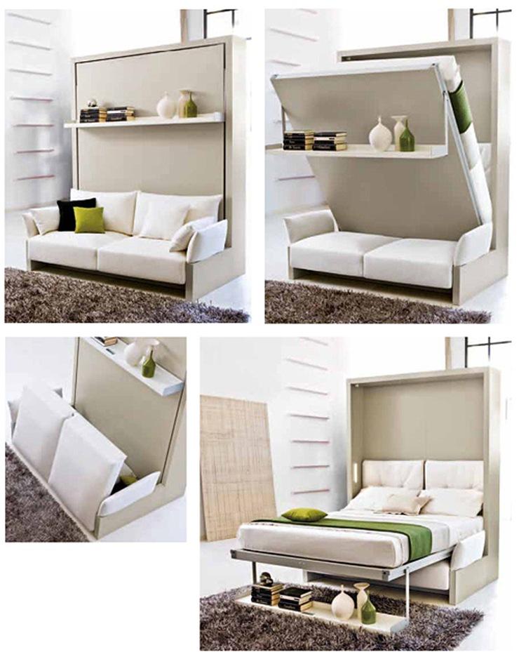 Muebles convertibles el mobiliario que puede transformar for Mobiliario y decoracion