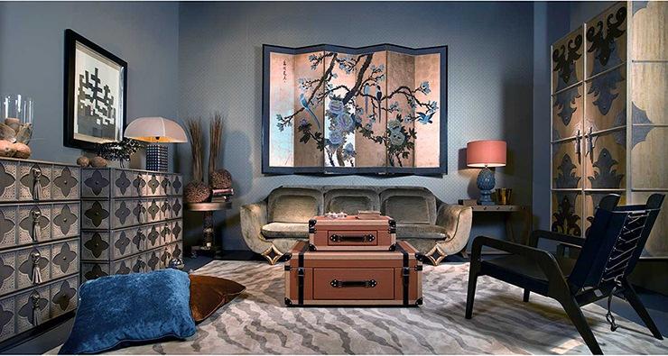 mobiliario vintage salon - muebles vintage