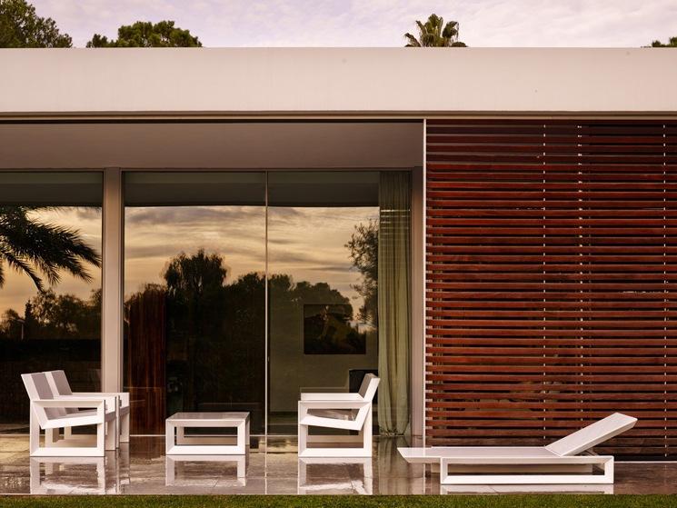 Muebles de exterior para nuestro jard n colecci n frame for Muebles jardin diseno