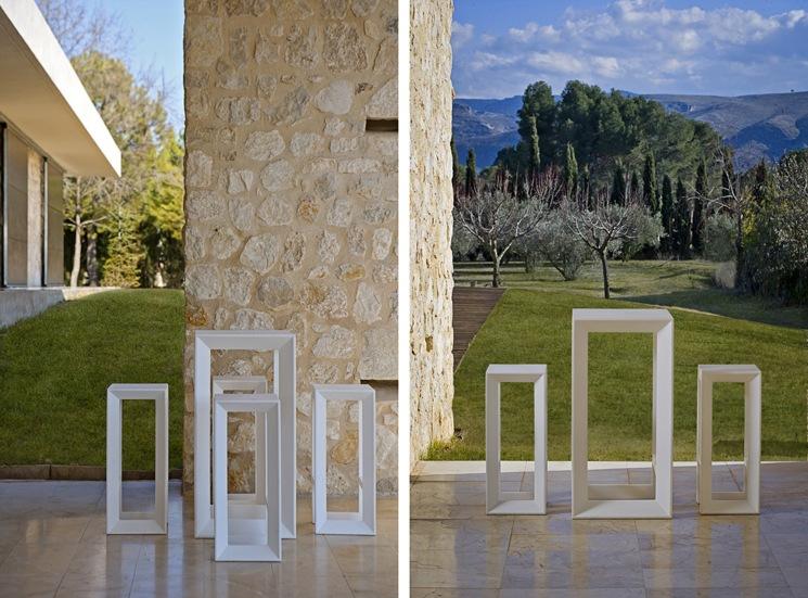 Muebles jardin diseno idee per interni e mobili - Muebles exterior diseno ...