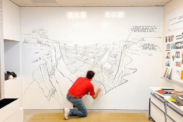 Ideas pintura vivienda inspiraci n y creatividad en for Pinturas en paredes de casa