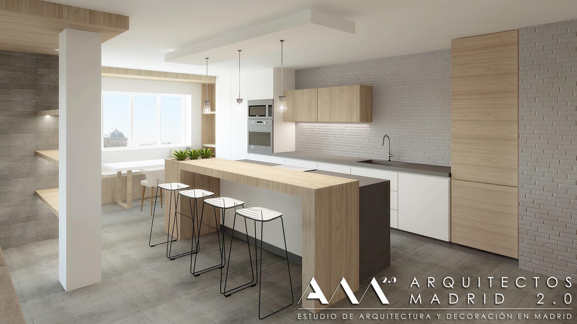 proyecto-arquitectura-interiores-decoracion-cocina-madrid