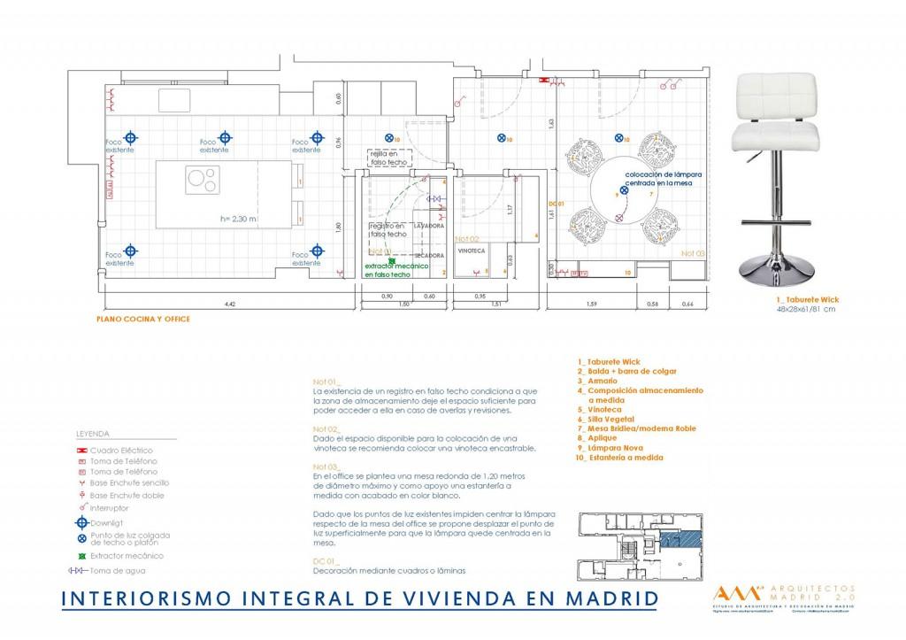 proyecto-decoracion-reforma-vivienda-madrid-cocina 01