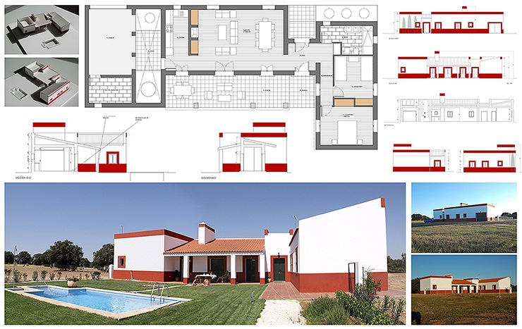 Construcci n viviendas unifamiliares en madrid for Casas llave en mano