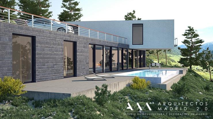 proyecto-obra-construccion-vivienda-unifamiliar-en-madrid